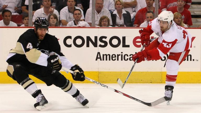 Game 4: Penguins 4, Red Wings 2