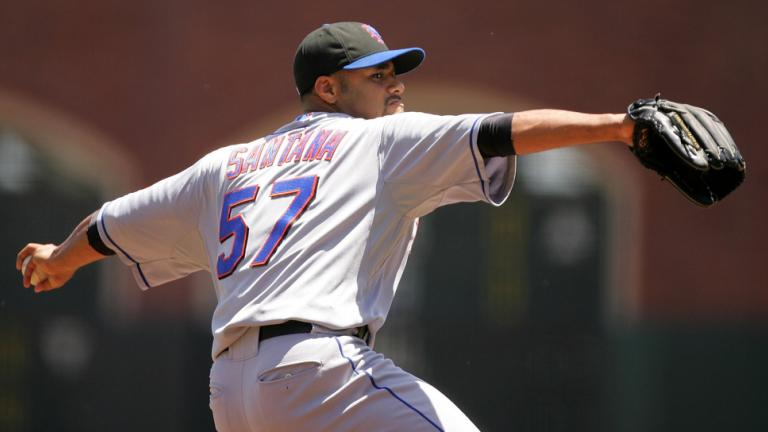 3. Johan Santana, New York Mets