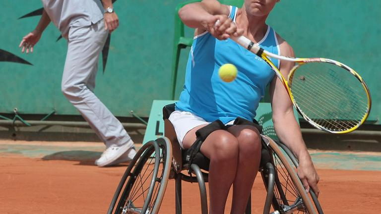 Women's wheelchair singles