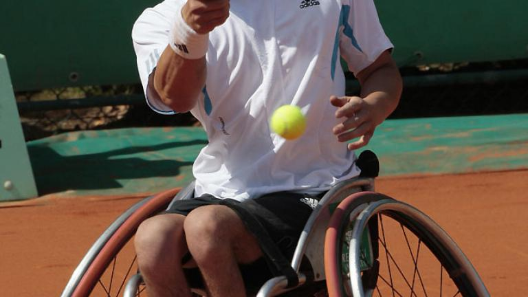 Men's wheelchair singles
