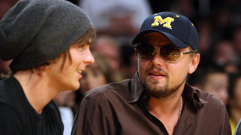 Efron finds DiCaprio