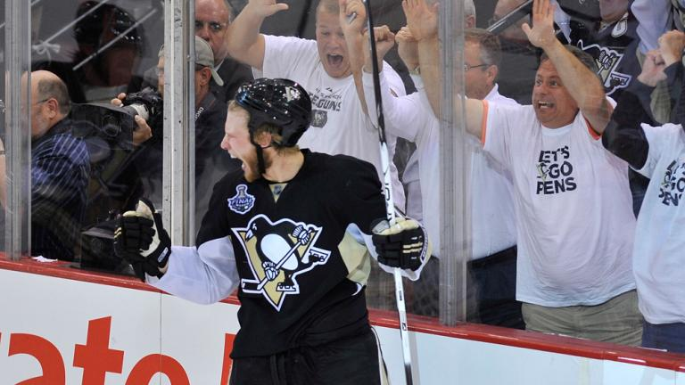 Game 6: Penguins 2, Red Wings 1