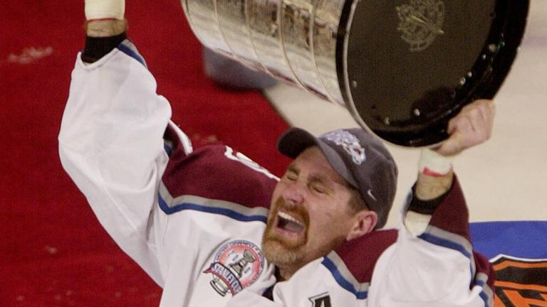 2001: Avalanche 3, Devils 1