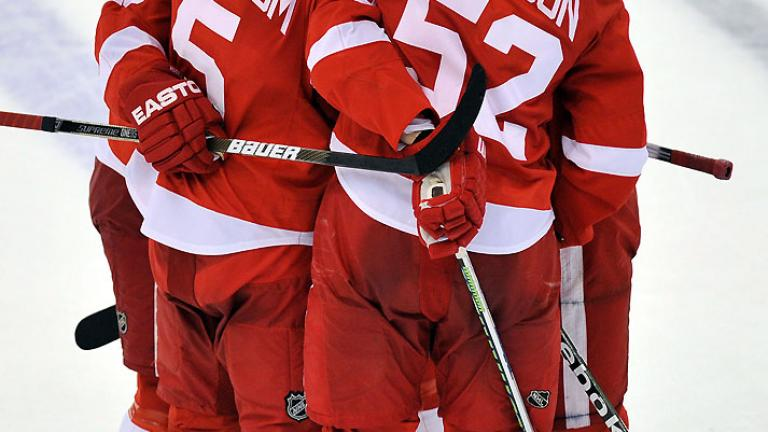 No. 3 - NHL<br/> Detroit Red Wings <br/> 11 Stanley Cup titles
