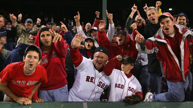 5. Boston Red Sox