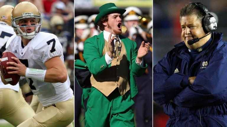 2. Notre Dame football