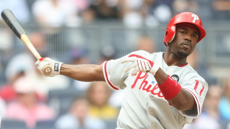 2. Jimmy Rollins, SS, Phillies