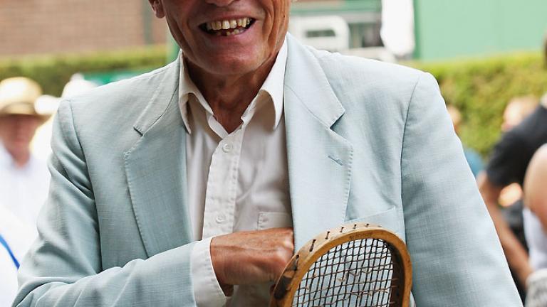 Hats off to tennis