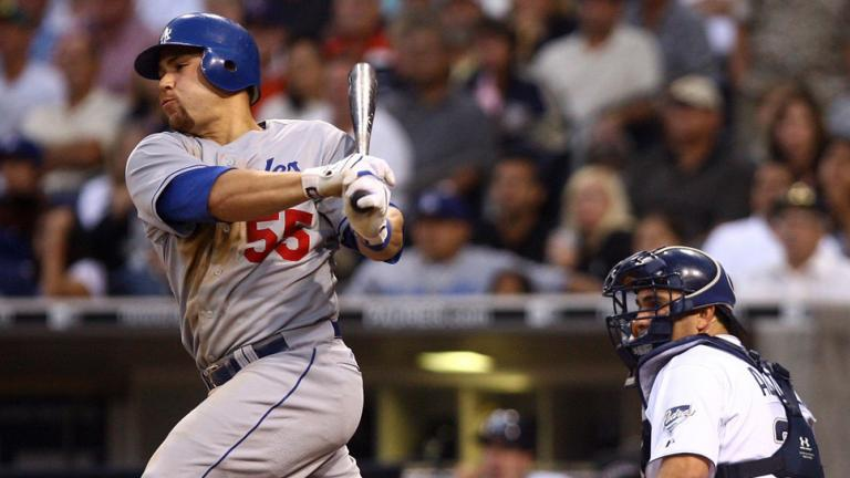 5. Russell Martin, C, Dodgers