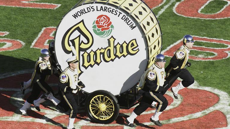 The World's Largest Drum