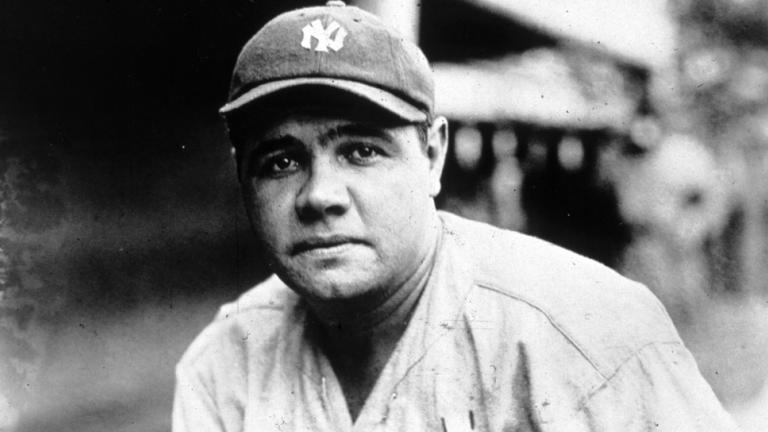 1. Red Sox sell Babe Ruth to the Yankees (1920)