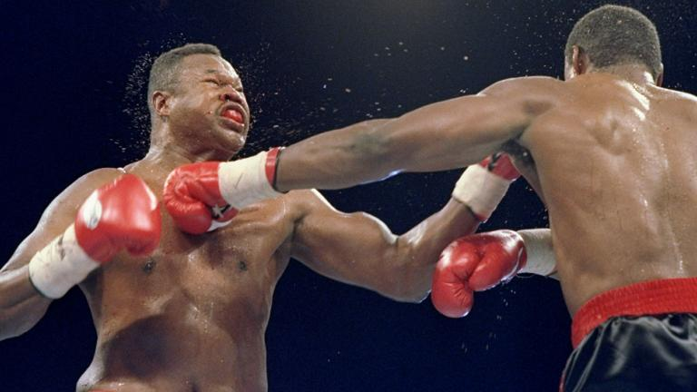 4. Larry Holmes