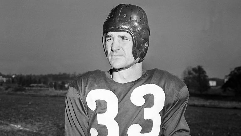 4. Sammy Baugh