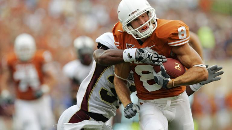 No. 2 Texas 59, Louisiana Monroe 20