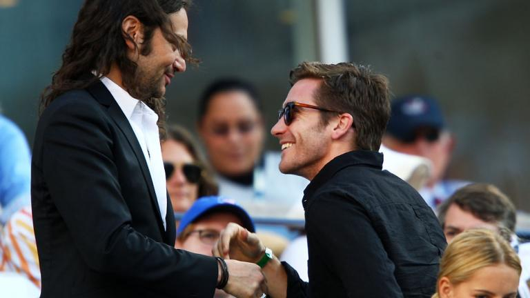 Constantine Maroulis and Jake Gyllenhaal