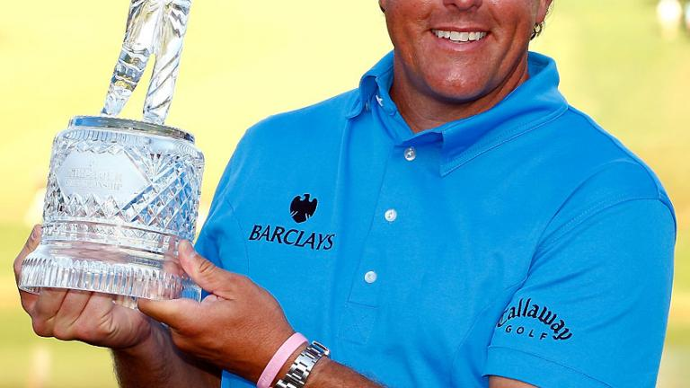 2009: Phil Mickelson