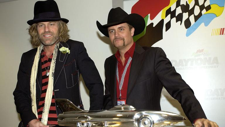Kenny Alphin and John Rich