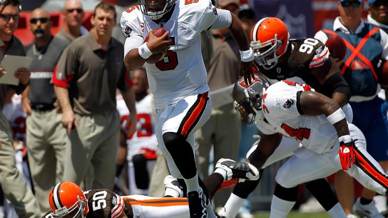 Tampa Bay 17, Cleveland 14