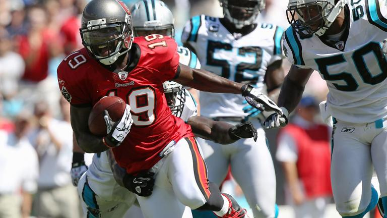 Buccaneers 20, Panthers 7