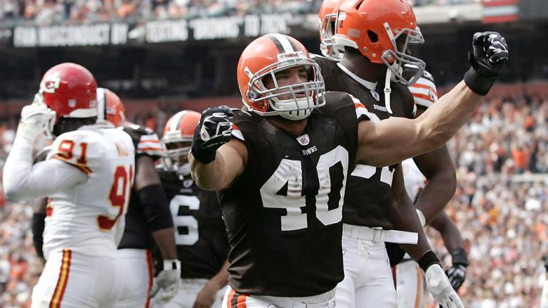 Chiefs 16, Browns 14
