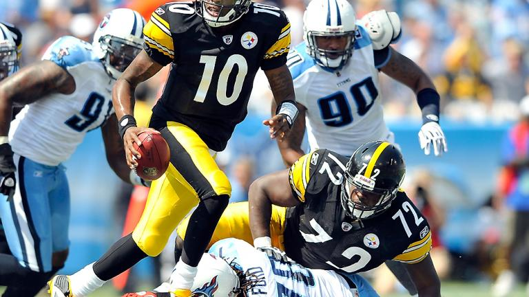 Steelers 19, Titans 11