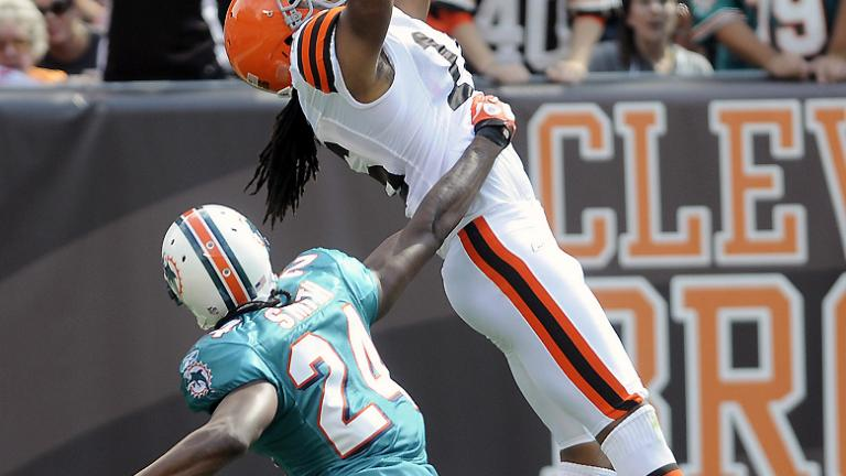 Browns 17, Dolphins 16