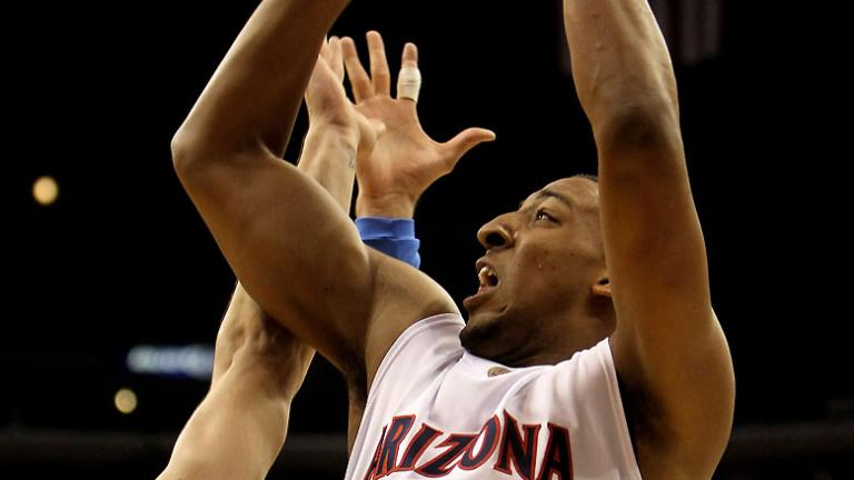 Derrick Williams, <br><i>Arizona Wildcats</i>