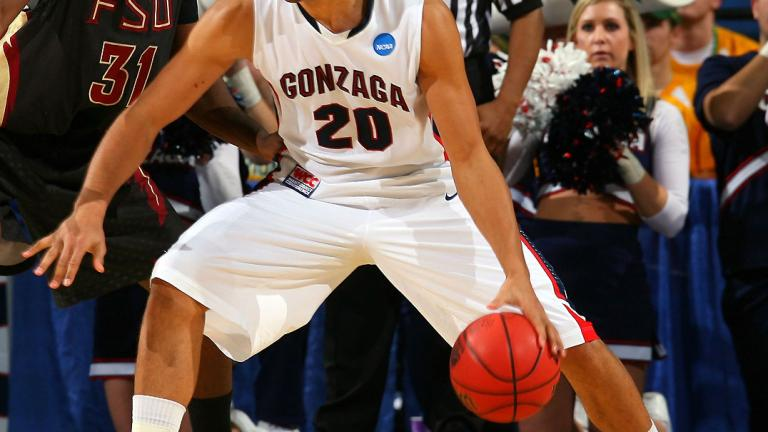 Elias Harris, <br><i>Gonzaga Bulldogs</i>