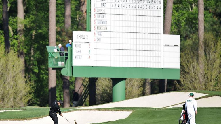 Looking at the leaderboard