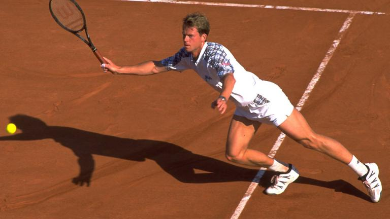 1994: Edberg on the losing end against Holm