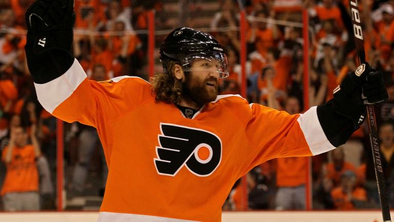 Game 1: Flyers 6, Canadiens 0