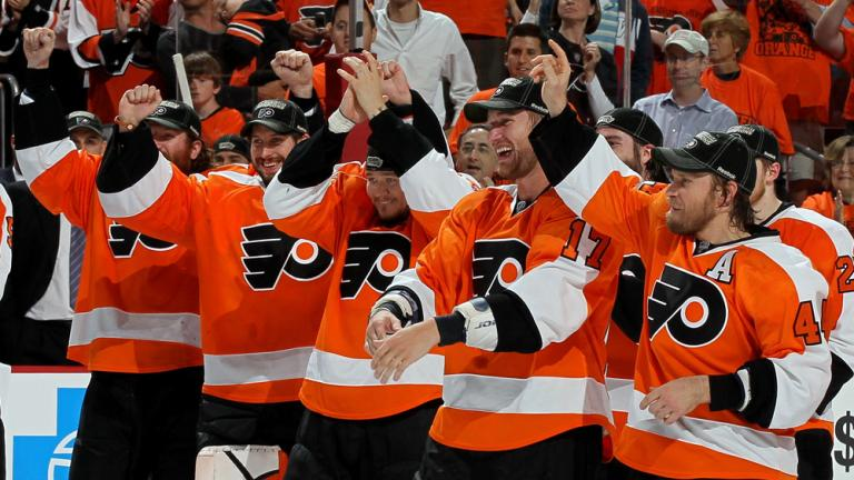 Game 5: Flyers 4, Canadiens 2