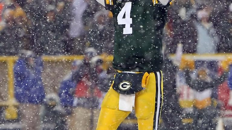 2007 NFC divisional playoffs: Seattle Seahawks vs. Green Bay Packers