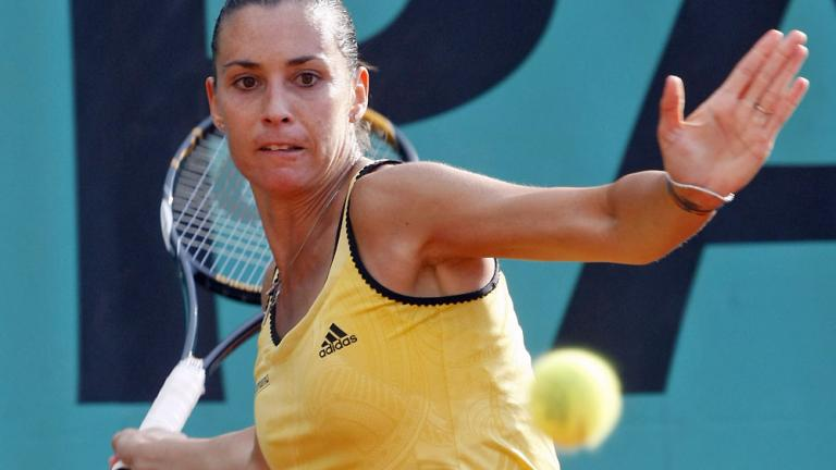 Pennetta eyes the fourth round