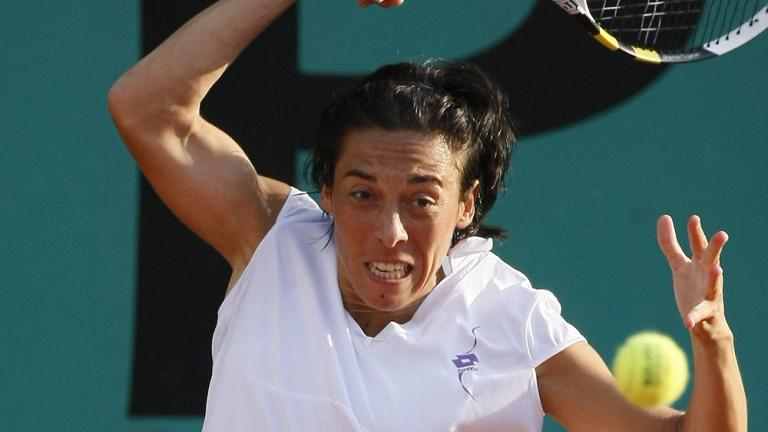 Schiavone goes for the upset