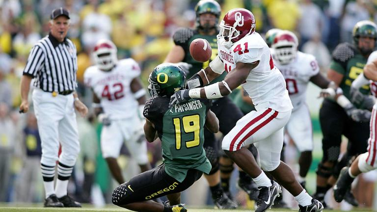 2006: Oregon vs. Oklahoma