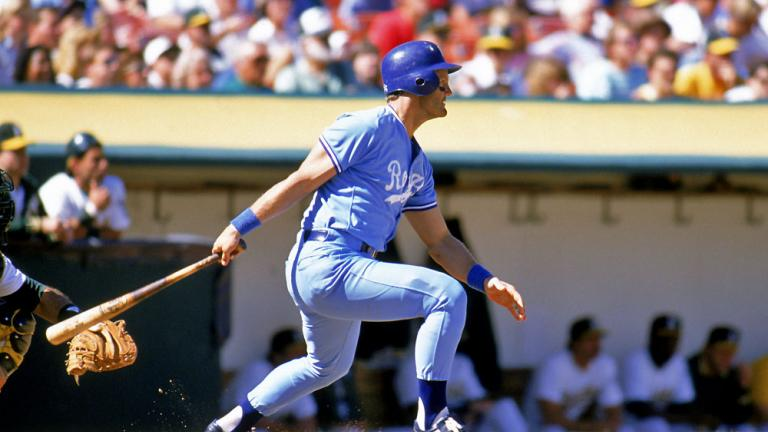 1983: George Brett's pine tar incident