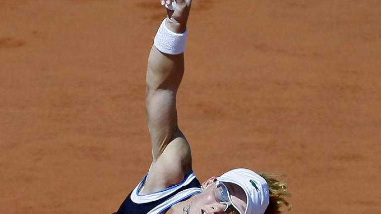 Stosur makes it look easy