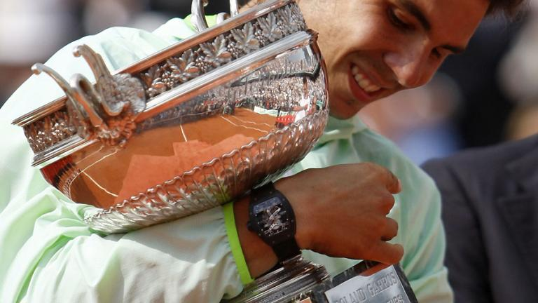 King of clay
