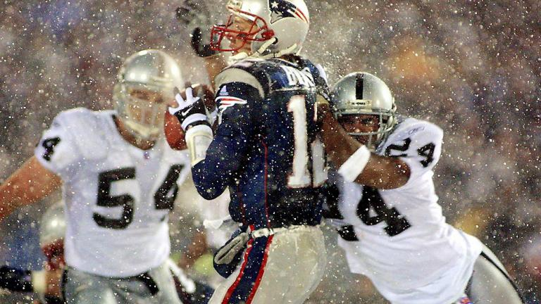 2002: The Tuck Rule game