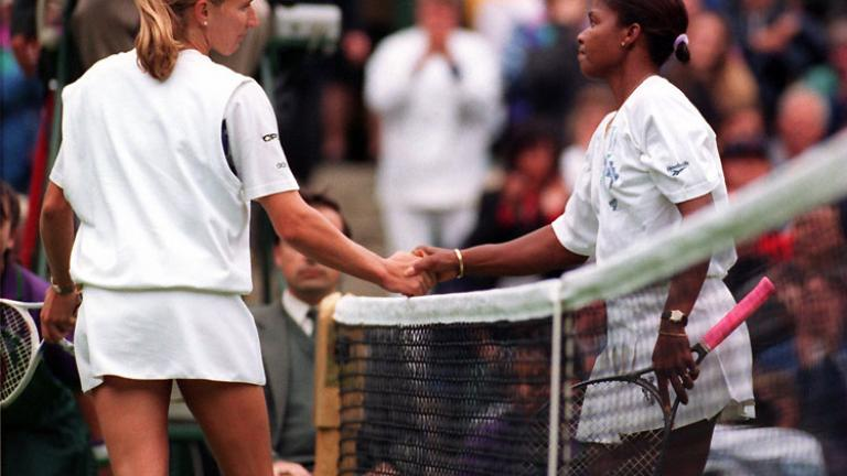 1994: McNeil bounces Graf in first round