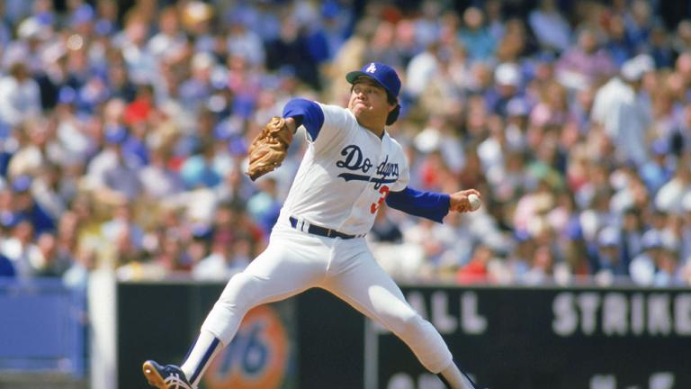 1984: Valenzuela and Gooden strike out six straight