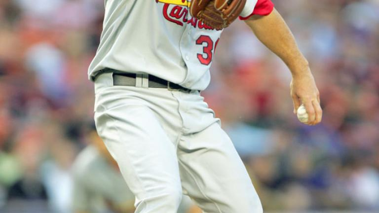 "() <div align=""center""><span style=""font-size: 16pt;"">Mark Mulder </span> <br/> <span style=""font-size: 13pt;"">Former MLB All-Star Pitcher</span></div>"