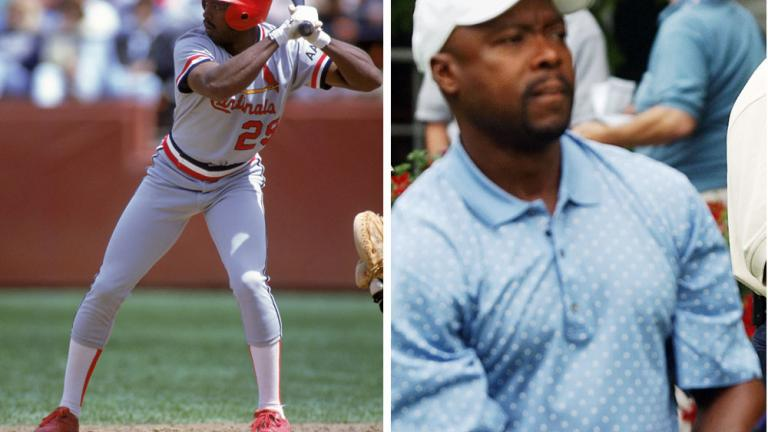 "<div align=""center""><span style=""font-size: 16pt;"">Vince Coleman</span> <br/> <span style=""font-size: 13pt;"">Former MLB All-Star OF</span></div>"