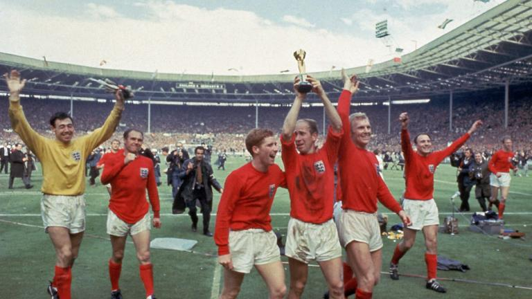 1966: England 4, West Germany 2 (extra time)