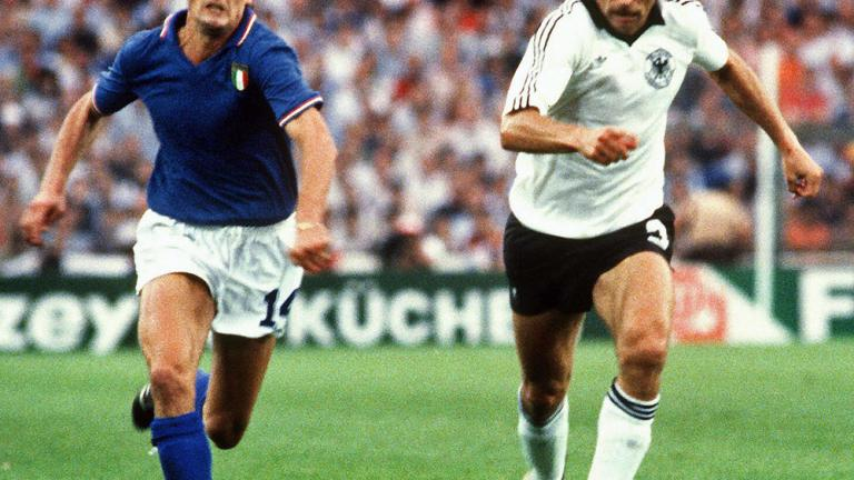 1982: Italy 3, West Germany 1