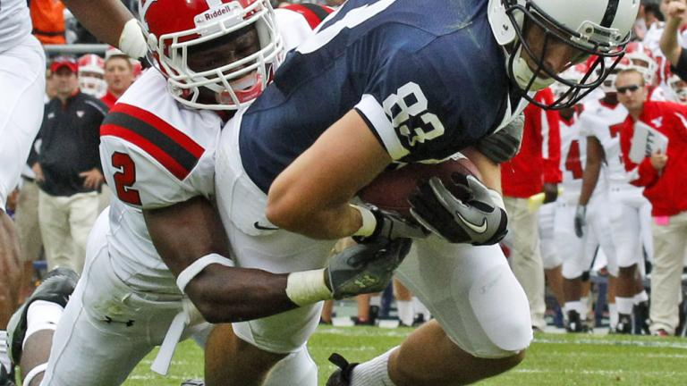 No. 19 Penn State 44, Youngstown State 14