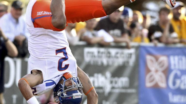 No. 3 Boise State 51, Wyoming 6