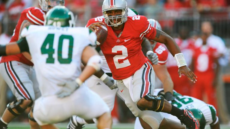 No. 2 Ohio State 73, Eastern Michigan 20