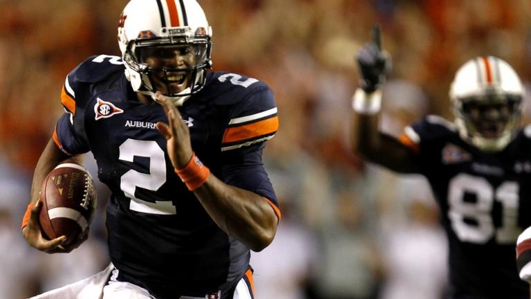 No. 17 Auburn 35, No. 12 South Carolina 27